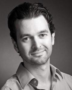 Tom Janssen van PR-bureau Ketchum
