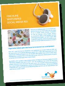 Whitepaper Social Media ROI