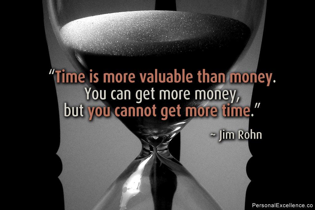 tijd is waardevoller dan geld. Bespaar daarom tijd met curation