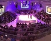 foto van grote zaal congres content marketing - webredactie