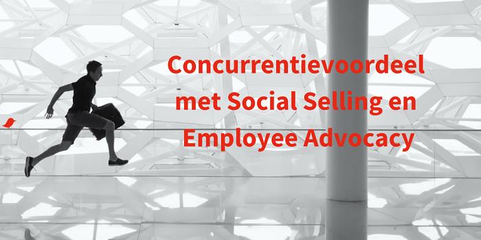 Concurrentievoordeel met Social Selling en Employee Advocacy 700400
