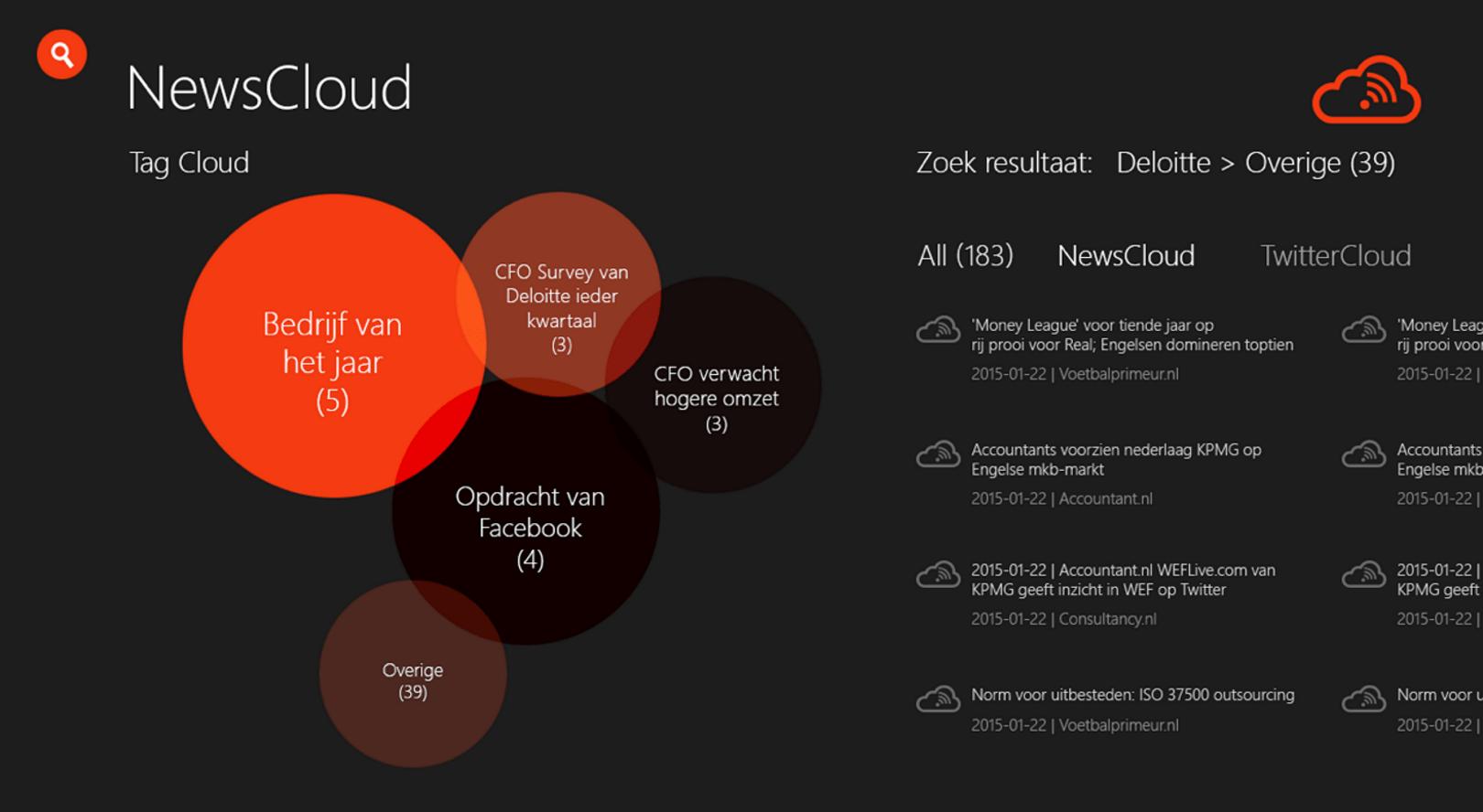 HowardsHome API Microsoft Outlook integratie